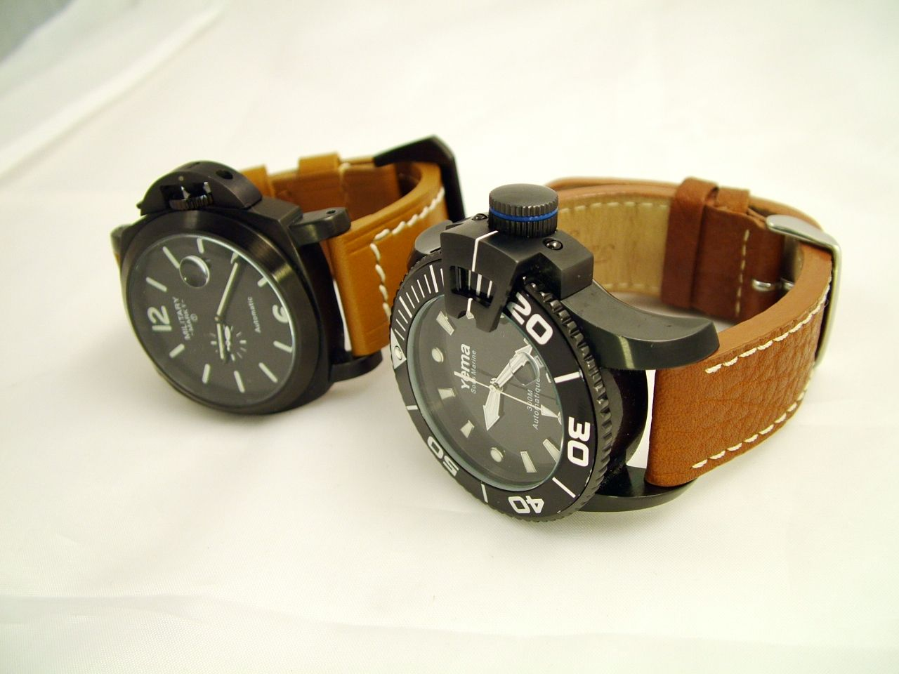dial watch skagen com leather holst tan watches