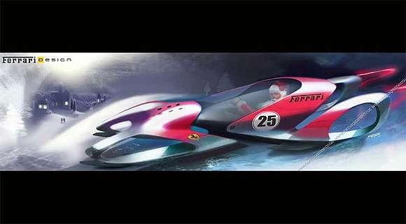Ferrari Design Car Magazine Flavio Manzoni